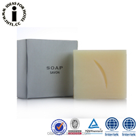 Hotel Best Quality High Base Soap Glycerin for Sale in Recycle Box