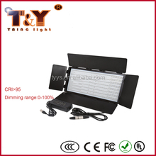 Battery operated led video light, Video led light with soft box