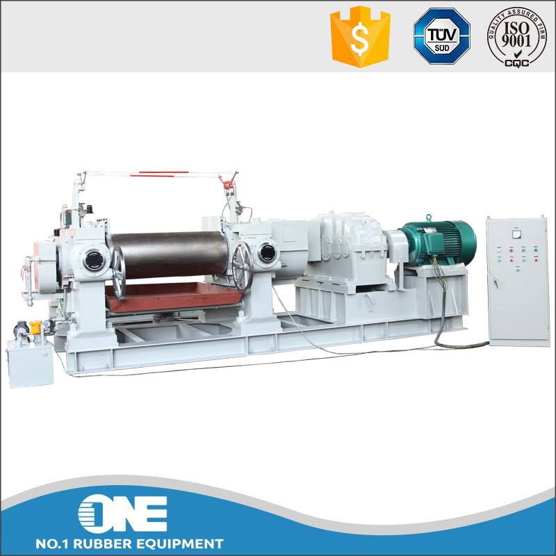two roll open type rubber mixing mill machine(XK-450)