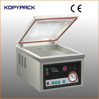 small household high quality meat balls vacuum packing machine