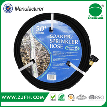 Best quality recycled agriculture soft drip irrigation hose(manufacturer)