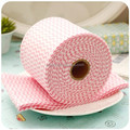 2016 new kitchen products clean rag in roll spunlaced tissue
