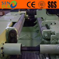 high speed veneer peeling machine /rotor cutting machine/spindleless veneer peeling lathe