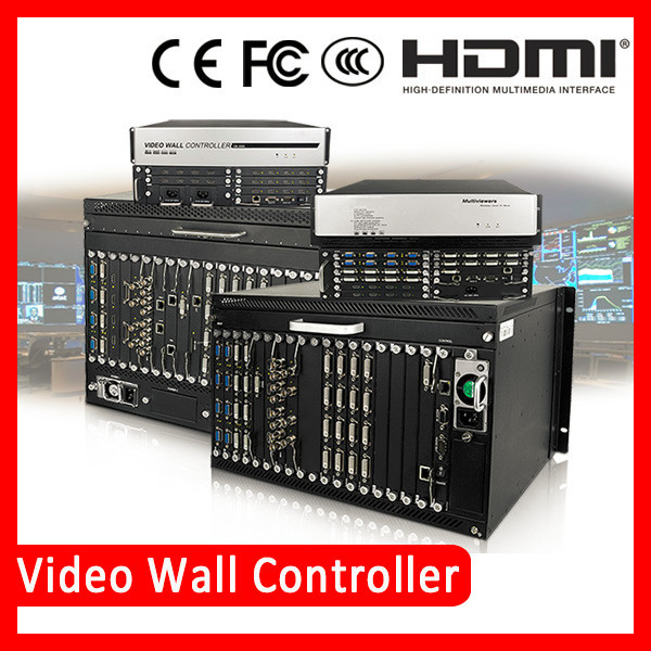 ISEMC CE FCC Certified distributors wanted agents required vga quad screen multiviewer