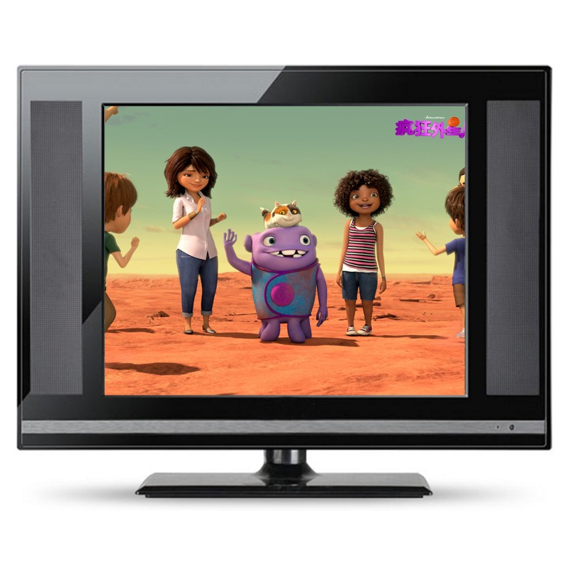 Small Dimensions Low Price LED LCD TV 12 Volt