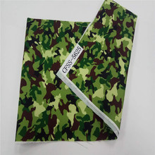 digital printed poly heavy 600D oxford fabric for bag