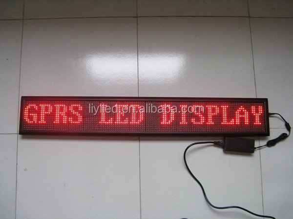 Hot selling mini led display illuminated bus led sign xxx moves channel letter bend led sign board for car