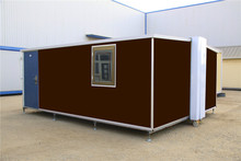 new modern in 2013 build cheap folding container houses eps concrete sandwich wall