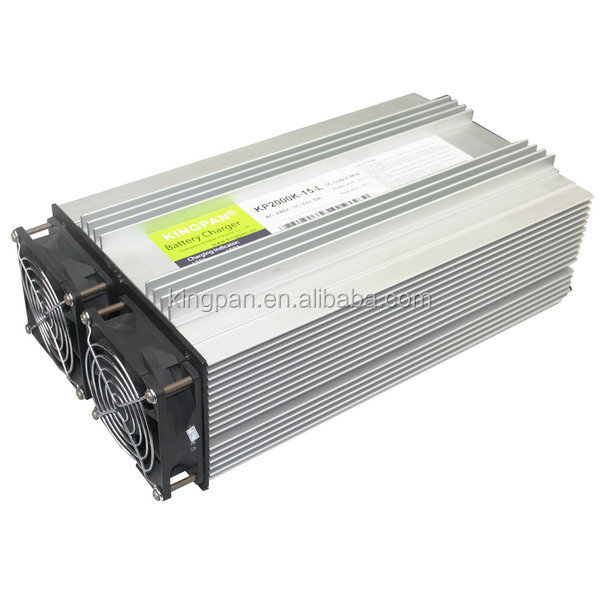 2000W AC to DC 2017 newest 84V 96V 144V Lifepo4 battery charger for 1 ton forklift alibaba best sellers