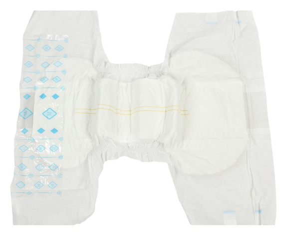 Absorbent ADL Adult Diaper For Elderly Plastic Diaper China Adult Cloth Diaper