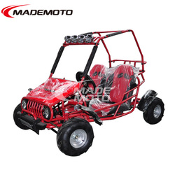 gas powered adult pedal go kart, 2 seater cheap 4 wheel motorcycle for sale