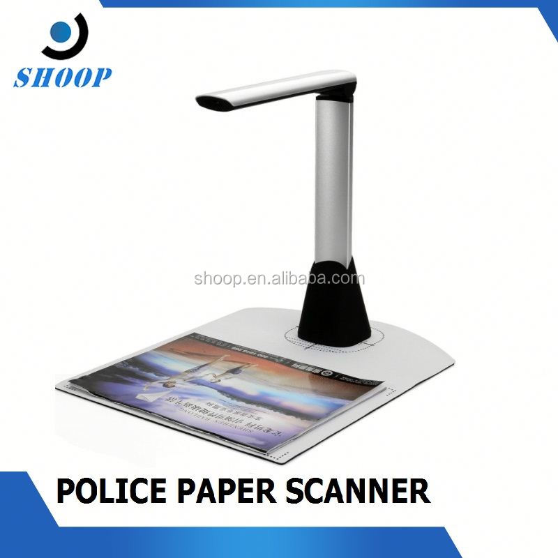 Trade asssurance supplier 16MP A3 high speed portable paper scanner