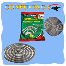 China pest Control distributors natural plant fiber mosquito coil