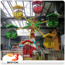 Great thrill led lights amusement park rides ferris wheel for sale