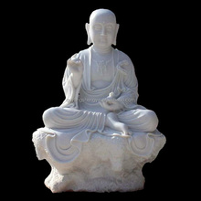 Large Sitting Buddha Statue For Sale