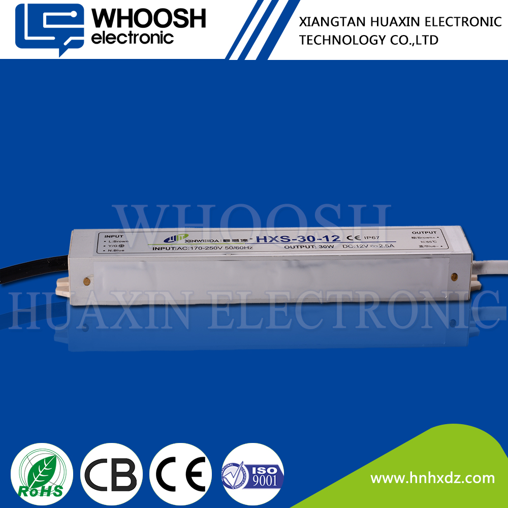 constant voltage power supply 12v 60w waterproof led driver