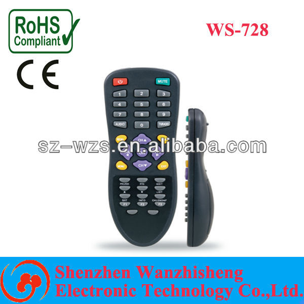 with OEM/ODM service ir remote control manufacture in Shenzhen