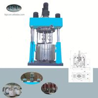 JCT mixing machine/nano tio2 dispersion
