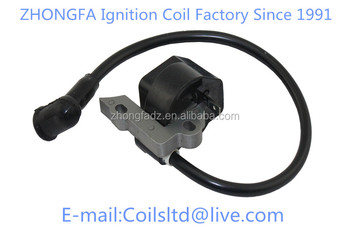 Zhongfadz Chainsaw Ignition Coil Factory sell POULAN 530039198