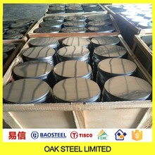 Hot Sale Cheap Price 410 430 201 Stainless Steel Cutting Disc Of China Per Kg J1 J3 J4
