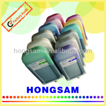 Hongsam best quality compatible inkjet ink cartridge for Canon iPF 8000 9000