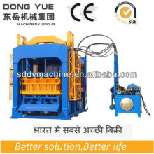 QT6-15B Automatic fly ash brick making machine price (over 60 lines in India)