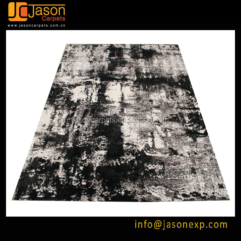 abstract art design living room rug