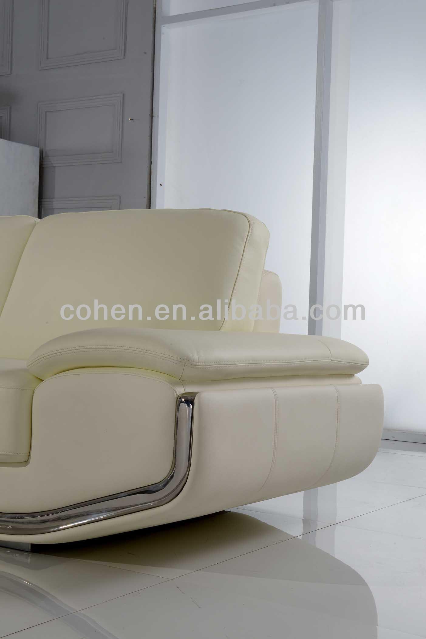 Moderne Wohnzimmer Farben 2015 Beliebte Wohnmbel Echt Leder Sofa Sf