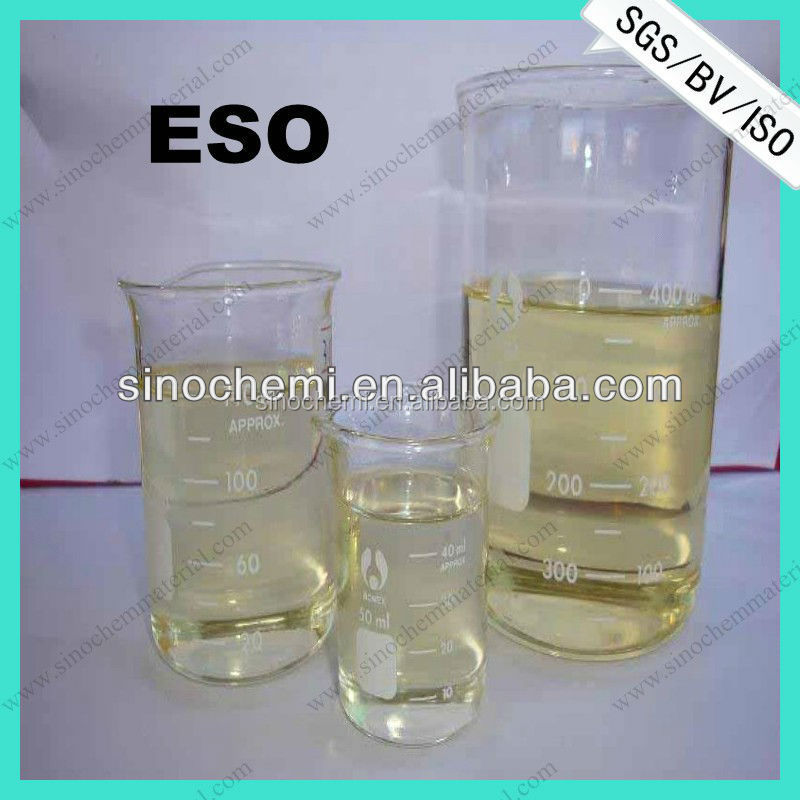 High Purity 99.9% Plasticizer For Epoxidized Soybean oil ESO