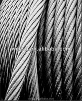 factory carbon steel wire rope for India steel wire