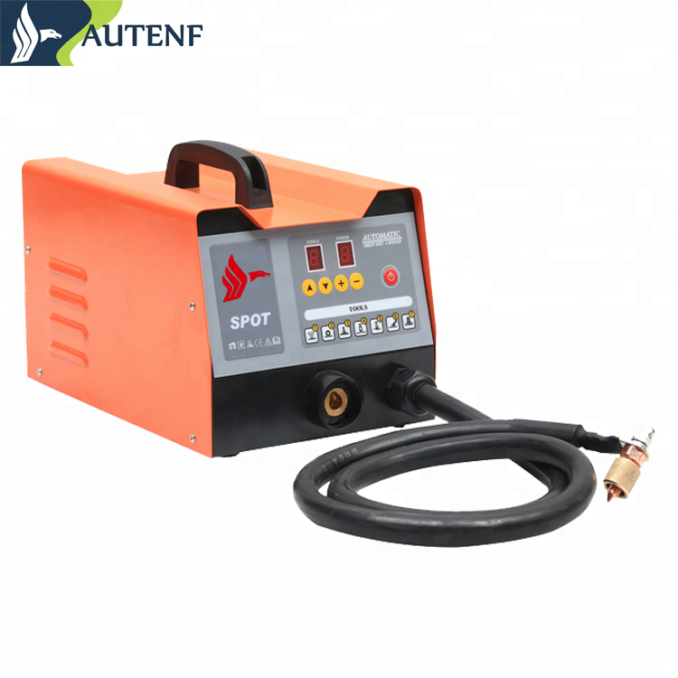 Autenf Aluminium Small Automatic Portable Spot Welding Machine Price ...