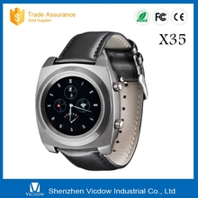 New Arrival Brown Support Mp3 Mp4 Cheap Smart Watch Phone