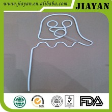 2015 latest pvc funny drinking straws