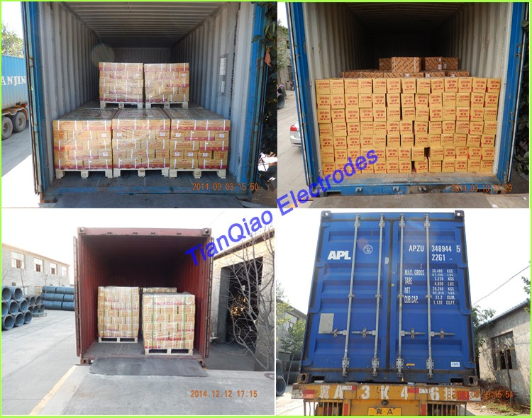 E6013 welding electrodes delivery