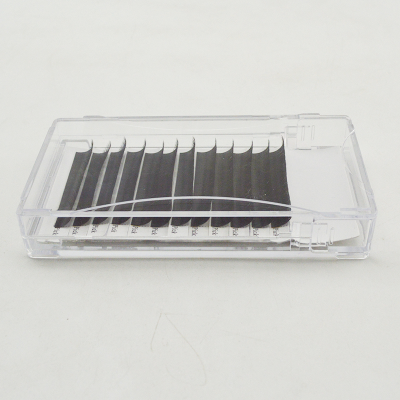 Mink Eyelash Extension Trays Custom Eyelash Extension Case Private Label