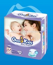 High quality machine grade mothers choice baby diaper
