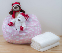 Customized Logo Stuffed Animal Bean Bag