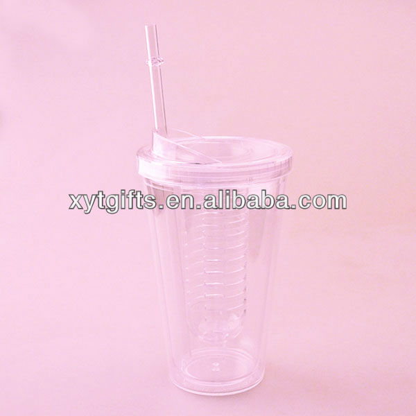 Shenzhen Made 480ml Disposable Plastic Water Cup