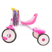 Simple design steel child tricycle/ride on baby tricycle for sale