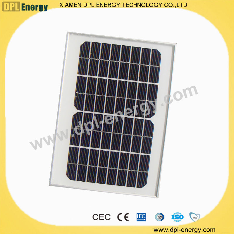 High quality China monocrystalline solar panel cells 6x6 cost with TUV CE CEC MCS