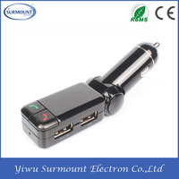 BC06 car mp3 player with Car DVD/VCD/MP3/CD Player Car Kit Bluetooth AM FM Transmitter with OLCD