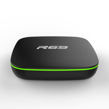 Cheapest R69 TV Box RK3229 Quad-Core Allwinner H2 TV Box support H.264 H.265 Android 6.0 Media Player R69