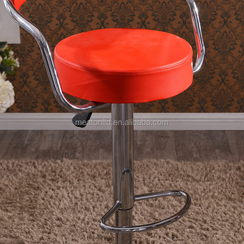 Metal Bar Stool Adjustable metal Bar Chair for Sale