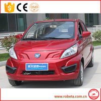 High quality 5 kw China made electric passenger car