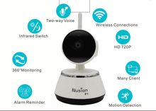 wireless ip surveilence camera p2p tutk server ip camera ip cctv camera