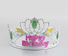happy birthday tiara