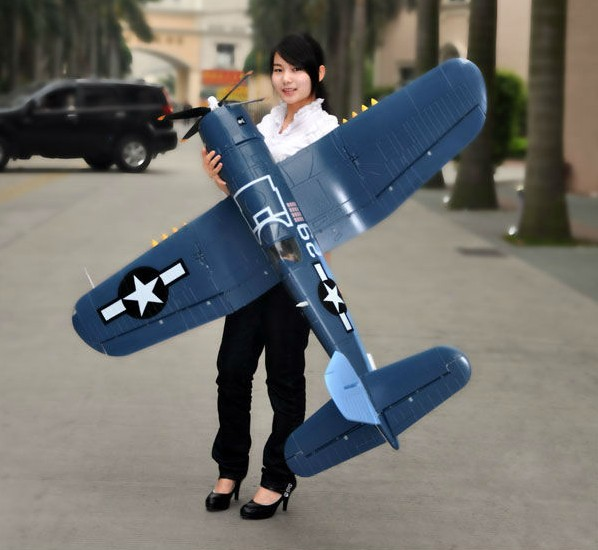 rc foam electric rc model plane adults rc airplanes F4U