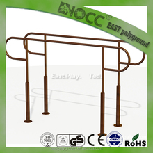 cheap outdoor exercise bar pull up machine for park