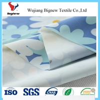 high quality 300D digital printing pvc coated oxford fabric with water resistance