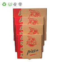Hot Sale Directly Manfacture Best Quality Cheap Corrugated Pizza Box